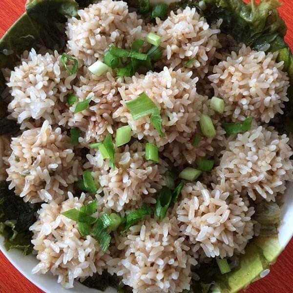 球菜糯米丸