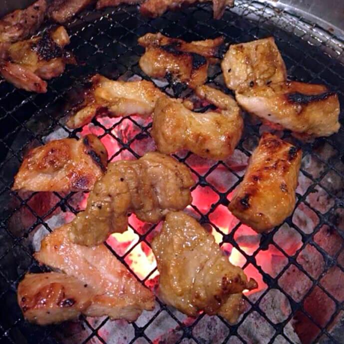 【自创】烤鲜肉