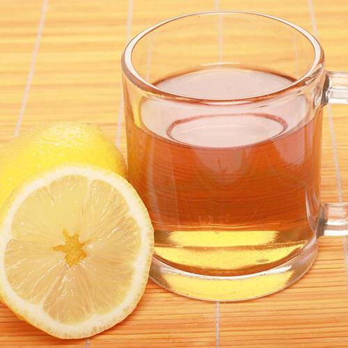 自制香水柠檬茶