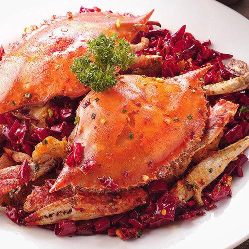好吃的香辣蟹的做法