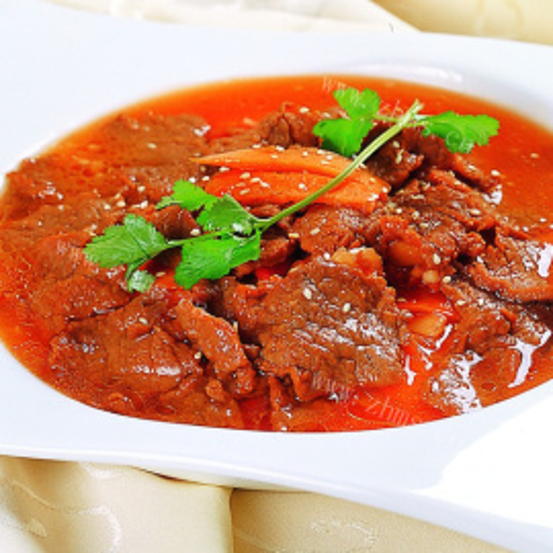 酱香萝卜煮牛肉