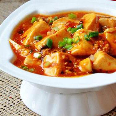 家常素麻婆豆腐