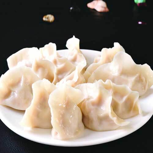 马蹄猪肉饺子(简单版)