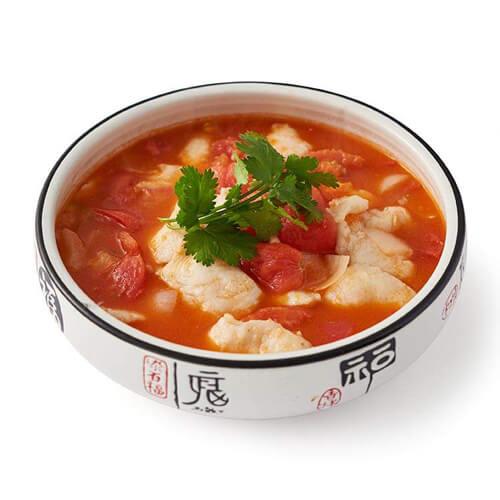 酸酸甜甜番茄鱼