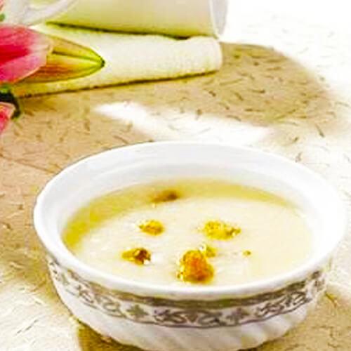 黄芪红糖粥