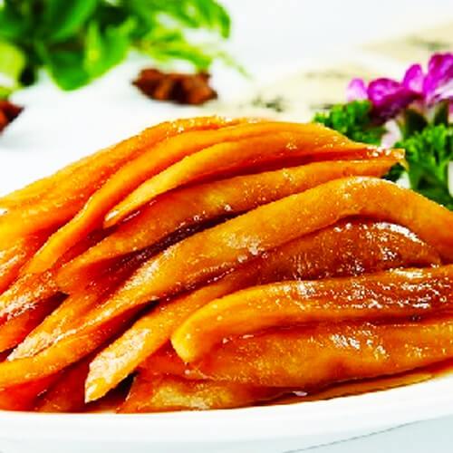 自制萝卜咸菜的做法