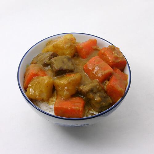 家常咖哩土豆