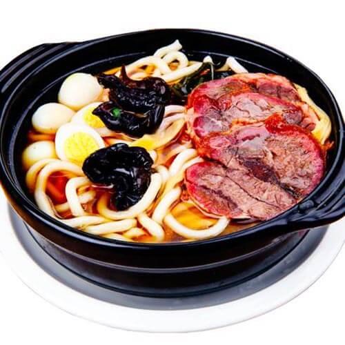 牛肉砂锅的做法