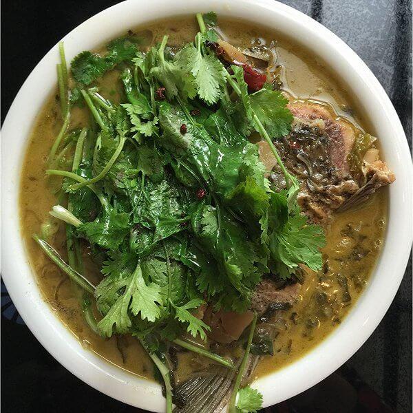 好吃的酸菜鱼做法