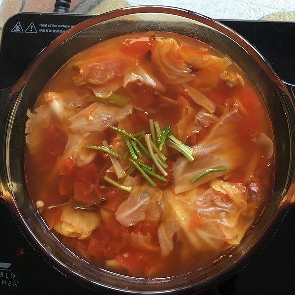 美味的砂锅番茄牛肉的做法