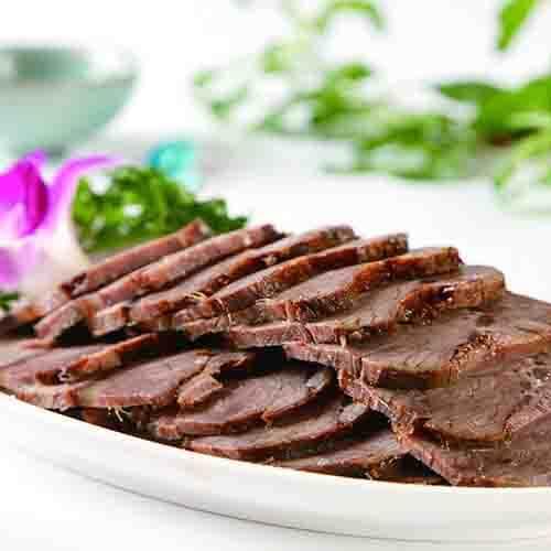 浆牛肉的做法
