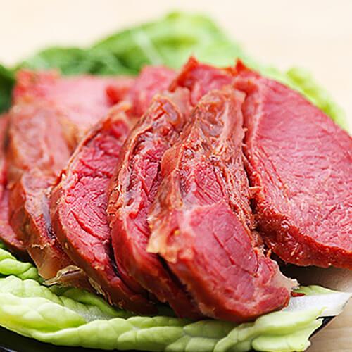 牛肉卤的做法
