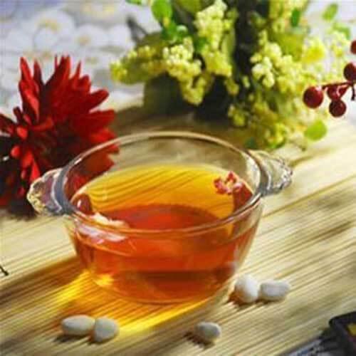 简单的自制减肥茶