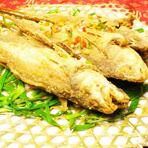 美味醋香鱼块