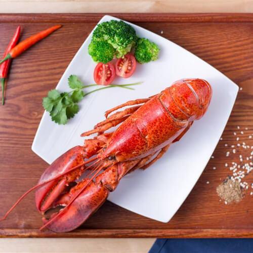 口感丰富的波士顿龙虾
