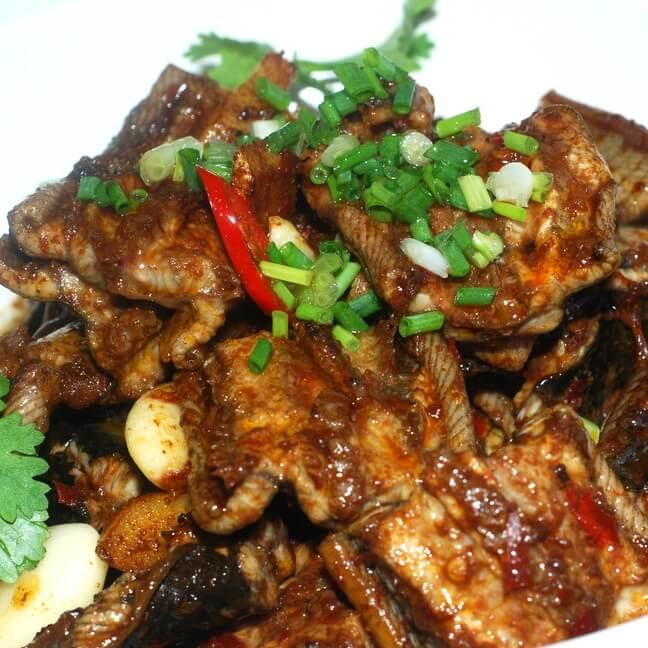 美味的红烧鳝鱼的做法