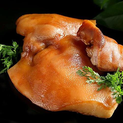 家常卤猪头肉的做法