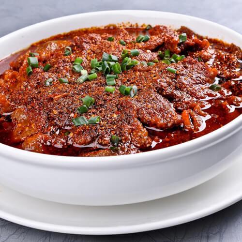 水煮牛肉简单做法