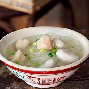 美味鱼丸汤的做法