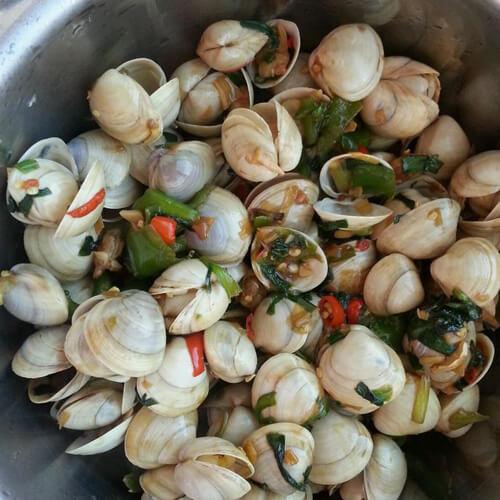 葡萄牙香肠蛤蜊