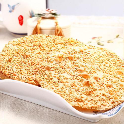 油酥烧饼做法