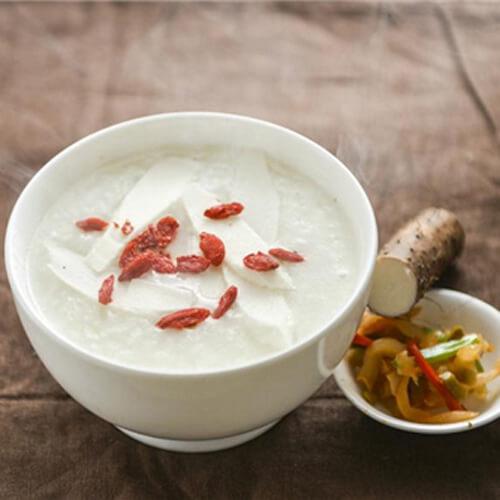 养身的山药薏米芡实粥做法