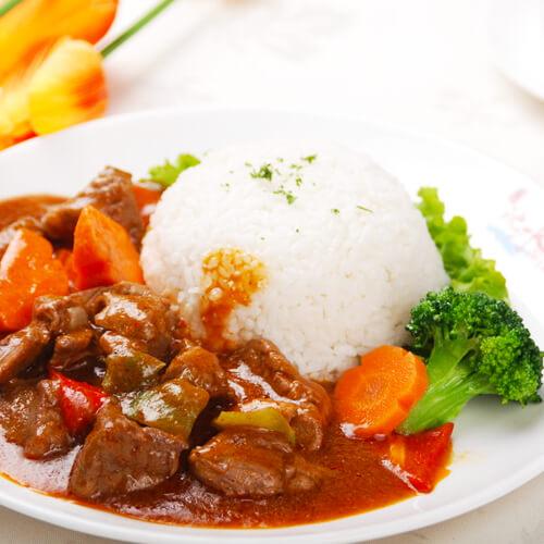 好吃的日式牛肉盖饭的做法