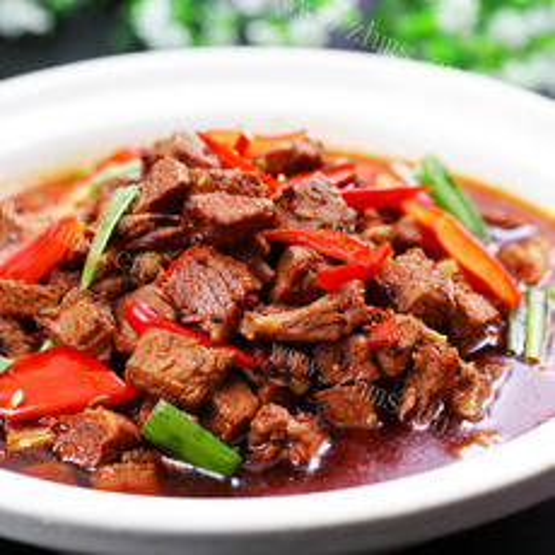 川味红烧牛肉的做法