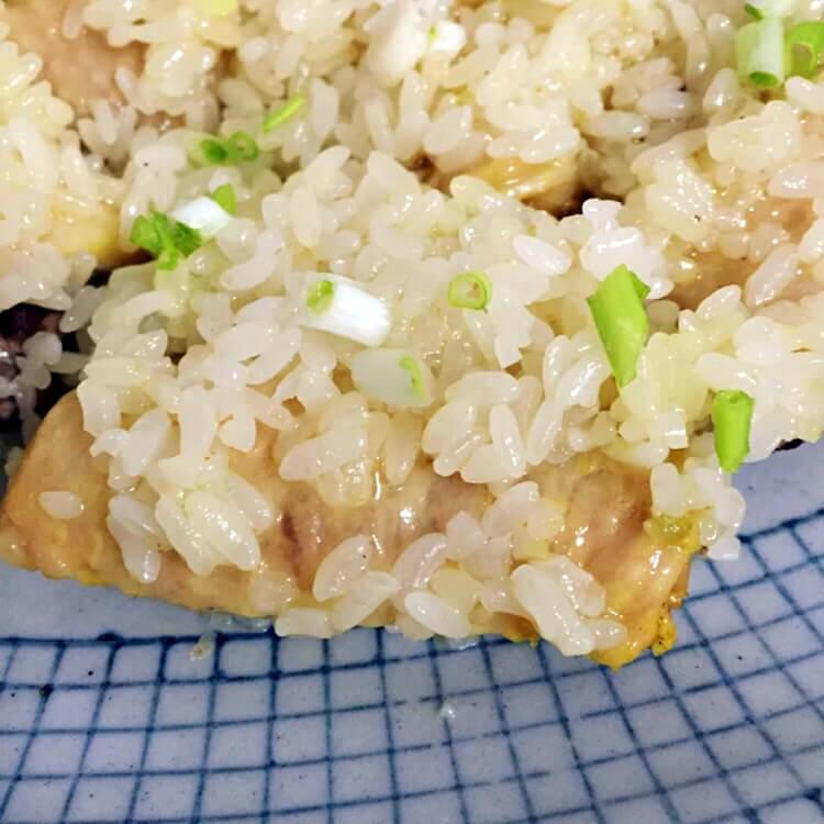 糯米饭酿鸡翅