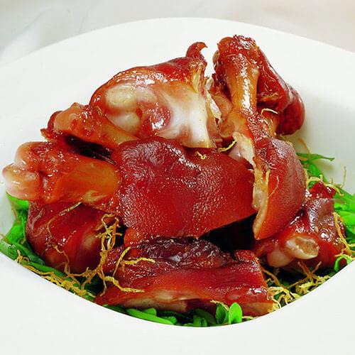 美味的猪肉卤的做法