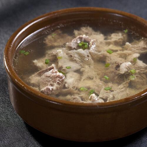 好吃的猪肉粉汤的家常做法