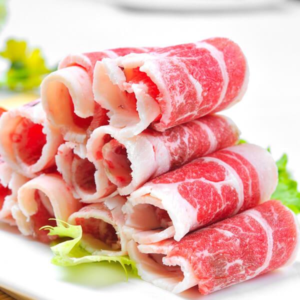 家常火锅牛肉卷的做法