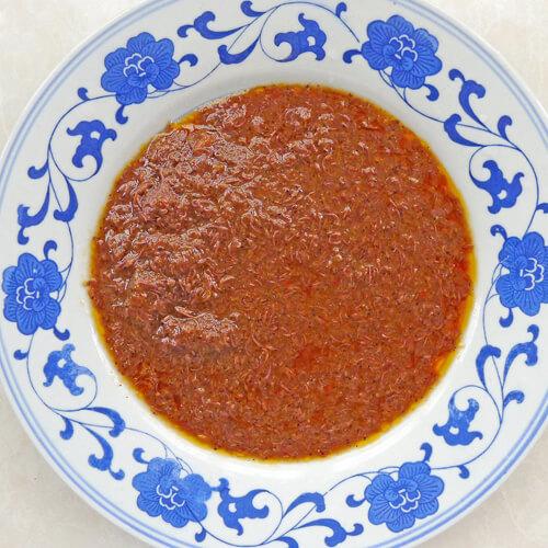 麻虾酱的做法