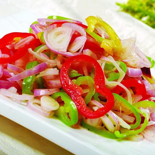 家常猪肉炒洋葱的做法