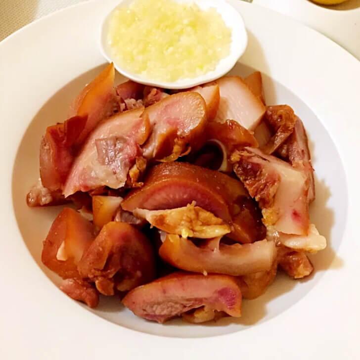 特色的卤猪头肉的做法