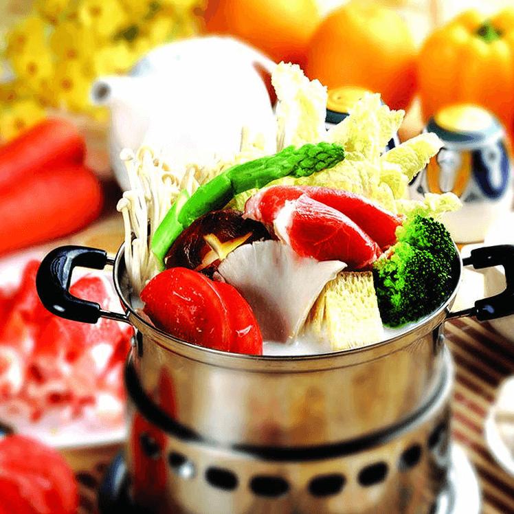 一人一锅的饮食理念,火宴山自助火锅带你吃出健康
