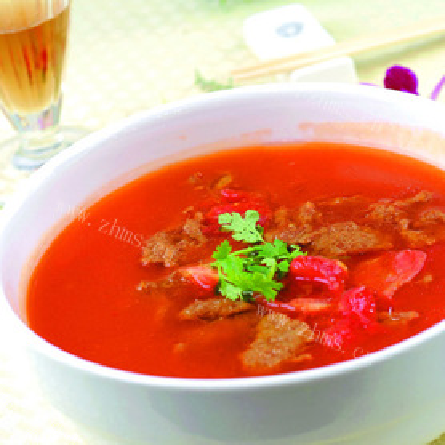 好吃的砂锅番茄牛肉的做法