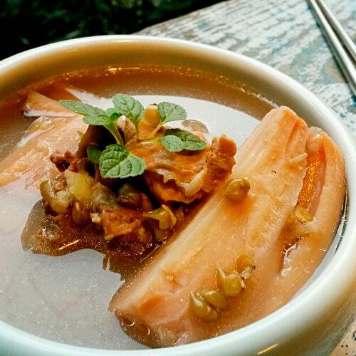 消食止咳的猪骨莲藕汤