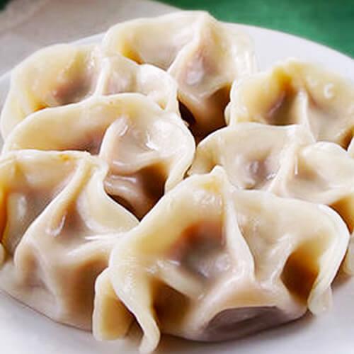 好吃的芹菜猪肉水饺的做法