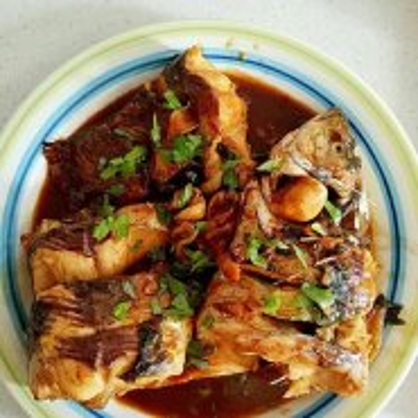 可口的红烧草鱼的做法