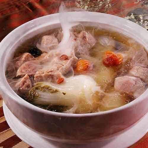 天麻炖猪肉的做法