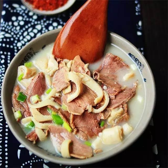 好喝的羊肉冲汤的做法
