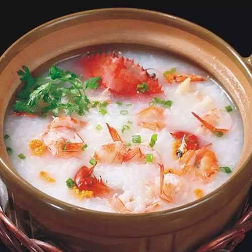 特别的海鲜砂锅粥做法