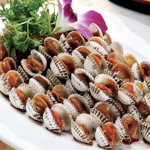 五味炒蛤蜊