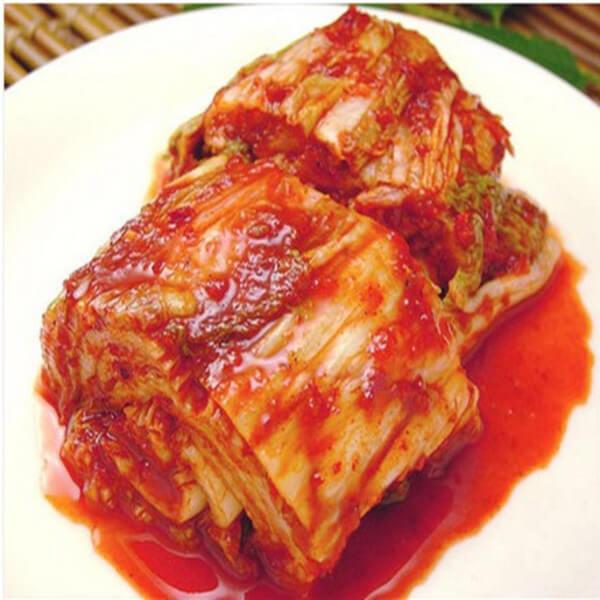 简单的韩国泡菜的制作方法