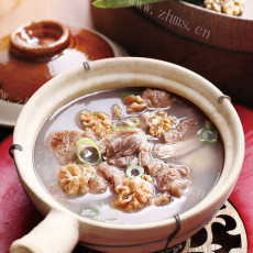 产妇羊肉汤的做法