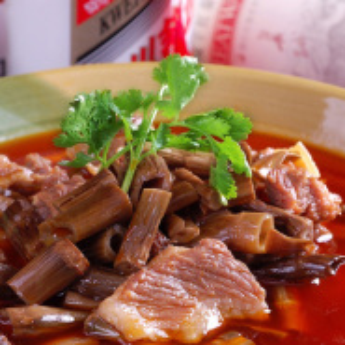 美味的竹笋牛肉的做法