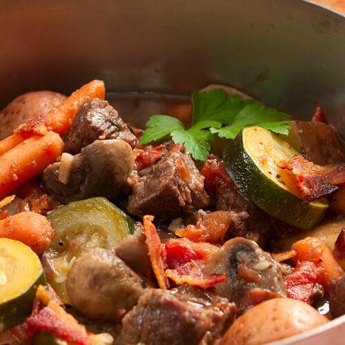 牛肉炖胡萝卜的做法