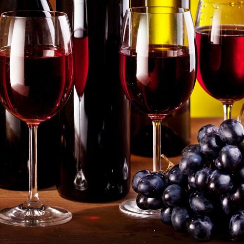 飘香家庭自制葡萄酒