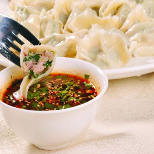 芹菜猪肉水饺馅的做法